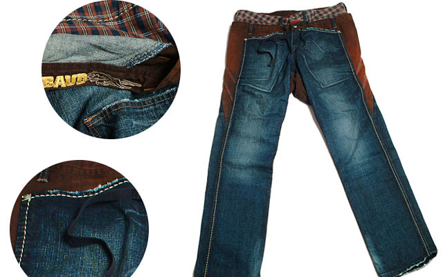 Аромо-одеждаДжинсы из «космето-текстиля» увлажняют кожу. «Космето-текстиль» - это ткань, пропитанная микрокапсулами, содержащими косметические ингредиенты ...